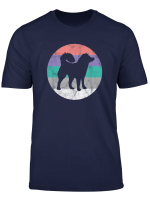Alaskan Malamute Gift For Women Girls Retro Cute T Shirt