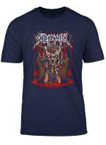 Skeletonwitch Skull T Shirt