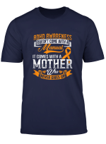 Womens Sympathy Adhd It Comes With A Mother Never Gives Up