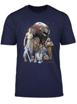 Star Wars The Rise Of Skywalker Group Shot Stars T Shirt