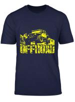 Jeep Monster Truck T Shirt Geschenkidee Mann Kind