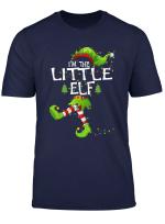 Little Elf Christmas Matching Family Group Im The Elf T Shirt