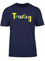 Touring Tour France T Shirt