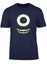 Disney Monsters Inc Mike Wazowski Eye Graphic T Shirt