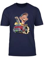 Jeff Dunham Bubba J Hot Rod Pick Up Truck T Shirt