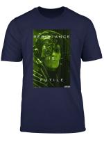 Star Trek Next Generation Borg Resistance Graphic T Shirt