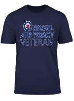 U K Royal Air Force Vintage Raf Veteran Gift T Shirt