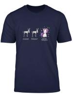 Damen Squash Trainerin Einhorn Geschenk T Shirt