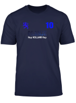 Dutch Soccer T Shirt Hup Holland Flag Oranje Gift 2020 T Shirt