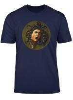 Medusa Von Caravaggio T Shirt