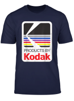 Products By Kodak Vintage Logo T Shirt
