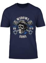 Widows Sons Crossed Pistons Wsmra T Shirt
