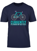 Cycling My Next Ride Bike Rider Bicycle Funny Cyclist Gift T Shirt