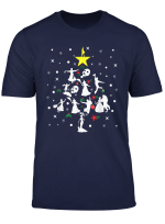 Broadway Musical Theatre Christmas Tree Funny Xmas Gifts T Shirt