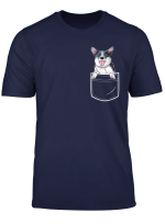 Corgi In Your Front Pocket Funny Dog Lover Men Women Gifts T Shirt