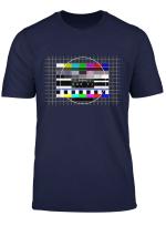 Ddr Testbild 80Er Jahre 90Er Party Outfit Ost Kostum T Shirt