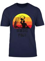 Wasserball Spieler Silhouette Water Polo Tshirt