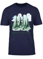 Happy Little Tree Earth Day Bob Style Men Boy Kids Gift T Shirt