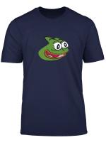 Pepega Emote Lustige Geschenkidee Gamer Meme T Shirt
