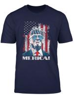 Trump 4Th Of July Shirts Merica Men Women Boys Kids 2020 Tee