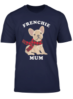 Family Matching Christmas T Shirt Mum French Bulldog Gift