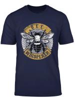 Bee Whisperer Beekeeper T Shirt Honey Pollen Gifts Tee