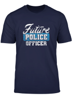 Future Police Officer Gift Idea For Son From Police Dad T Shirt
