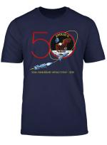 Apollo 11 50Th Anniversary T Shirt