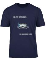 Taucher Tauchen T Shirt Lustiges Unterwasser Geschenk