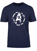 Marvel Avengers Endgame Shattered Logo T Shirt