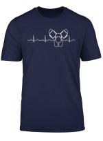 Moto Guzzi Heartbeat W Tshirt