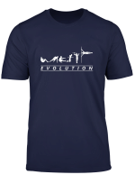 Calisthenics T Shirt I Street Workout Evolution Tee
