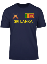 2019 Sri Lanka Cricket Jersey T Shirt
