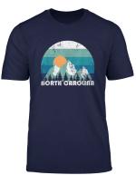 North Carolina State Retro Vintage T Shirt