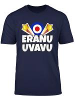 Eranu Uvavu Shooting Stars T Shirt