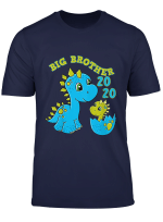 Kinder Grosser Bruder 2020 Shirt Dino Big Brother Dinosaurier