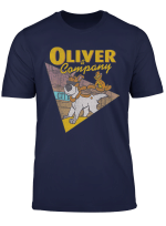 Disney Oliver Company Graphic T Shirt