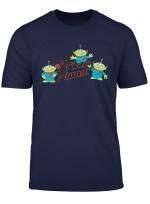 Disney Pixar Toy Story Pizza Planet Aliens T Shirt