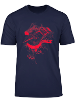 Graphic Guitar Cool Rock Music Musicians Gift T Shirt