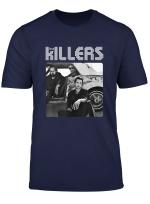 The Killers Team Members T Shirt