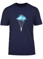 Fallschirmspringen Fallschirmsport T Shirt