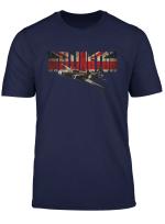 Raf Wellington Ww2 Bomber Plane Tshirt Union Jack T Shirt