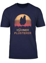 Huhner Flusterer Landwirt Bauer T Shirt Geschenk Lustig Huhn