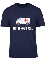 Sanitater T Shirt I Sanitaterin Geschenk Fur Rettungshelfer