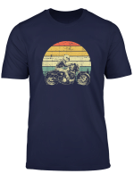 Vintage Cruiser Bobber Motorcycle T Shirt