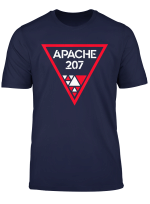 Cooles Dreieck Merch Mit Apache T Shirt Geschenk Idee T Shirt