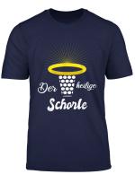 Lustiges Pfalzer Weinfest Der Heilige Schorle Dubbeglas T Shirt