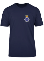 Metropolitan Police Uk T Shirt Unisex Tshirt Police Apparel T Shirt
