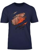 Basketball In Mir T Shirt Basketballshirt
