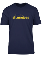 Shameless Logo Green T Shirt